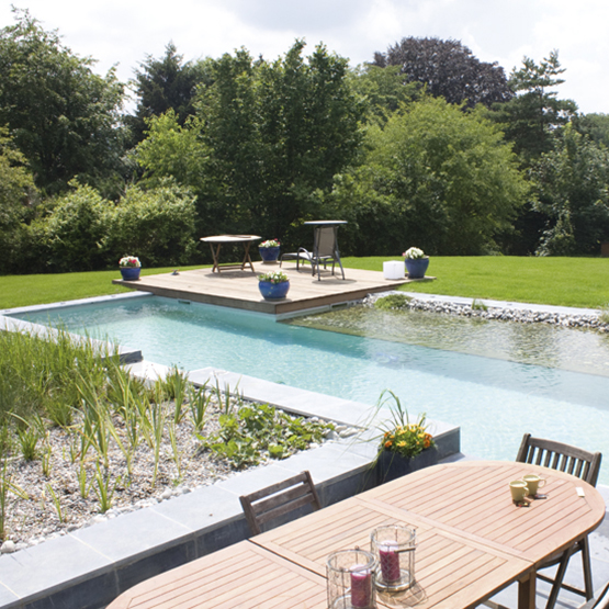 Am nagement piscine en ext rieur les jardins de la vall e for Amenagement jardin piscine