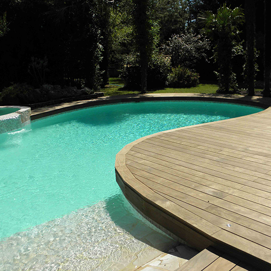 Am nagement piscine en ext rieur les jardins de la vall e for Amenagement de piscine