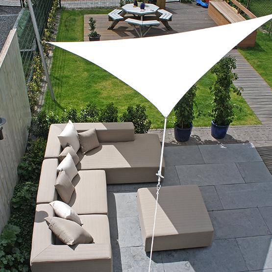 toile d 39 ombrage et voile les jardins de la vall e. Black Bedroom Furniture Sets. Home Design Ideas