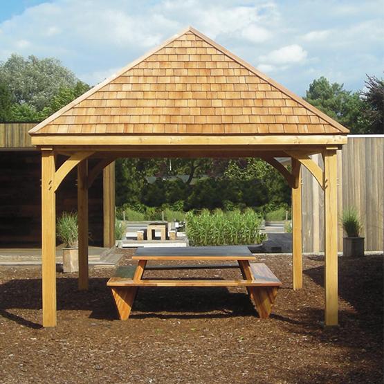 Abri de Jardin : Conception et Installation - Les Jardins de la Vallée