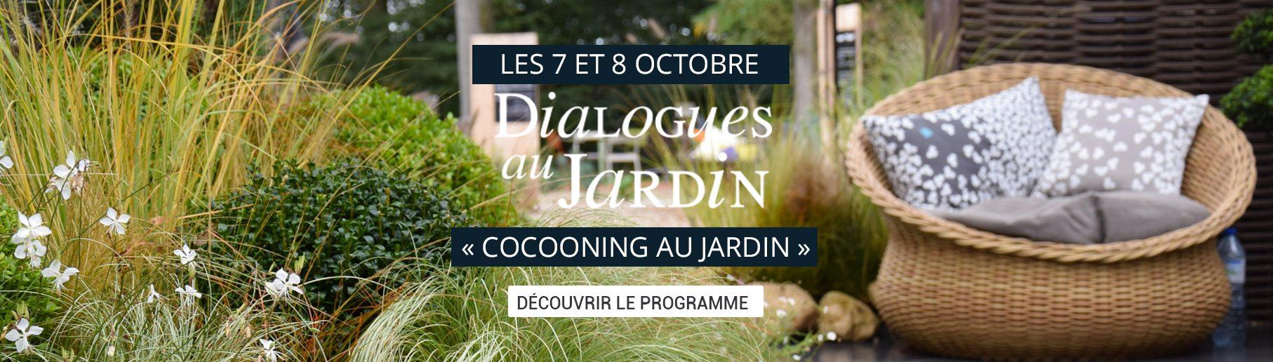 Dialogues au Jardin