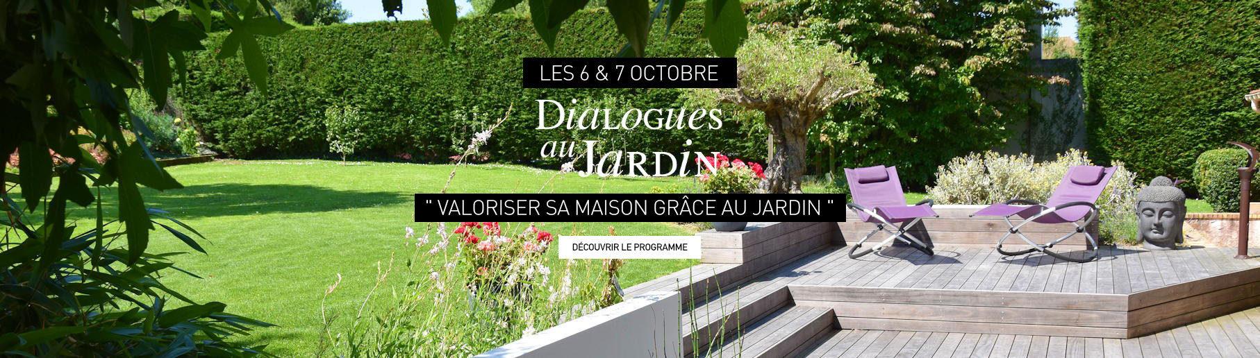 Dialogues au Jardin 2018
